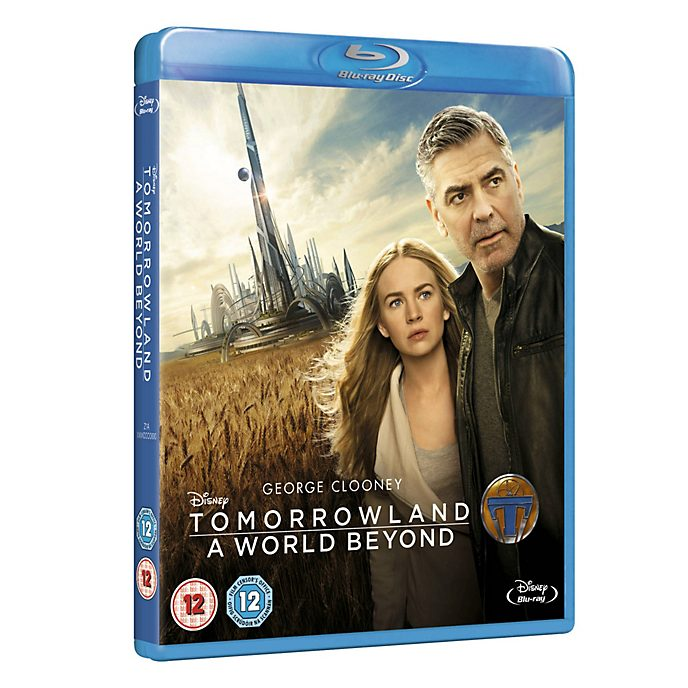 Tomorrowland A World Beyond Blu-ray