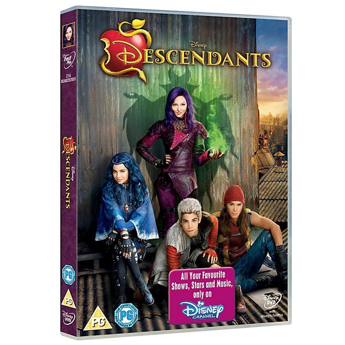 The Descendants DVD