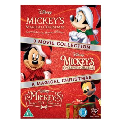 The Ultimate Mickey Mouse Christmas Movie Collection DVD