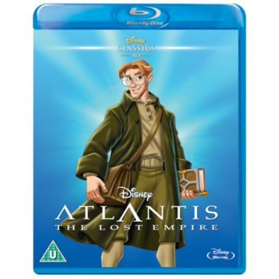 Atlantis Blu-ray