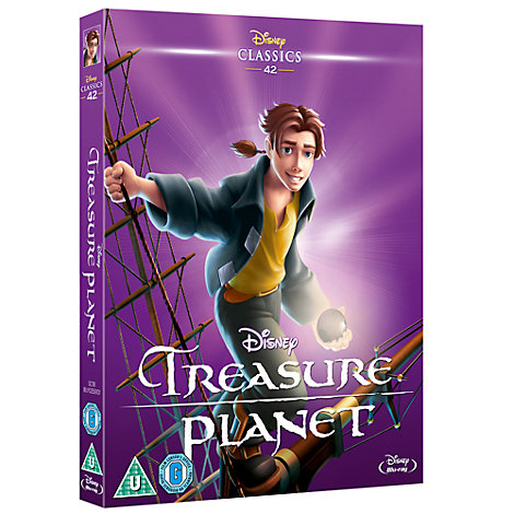 Treasure Planet Blu-ray