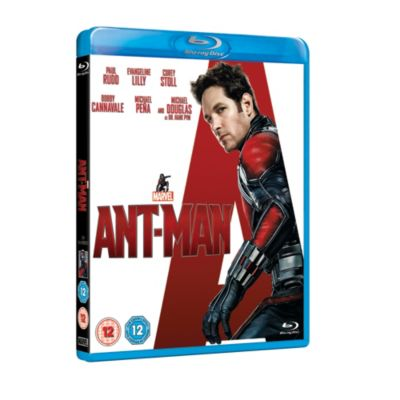 Ant Man Blu-ray