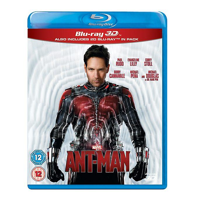 Ant-Man 3D Blu-ray