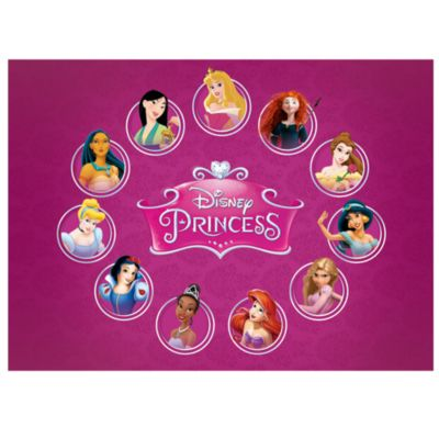 Disney Princess 11 DVD Keepsake Box