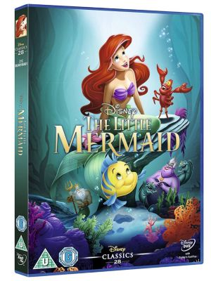 Disney Princess 11 DVD Keepsake Box