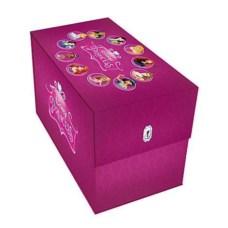 Disney Princess Boxset 11 x DVDs