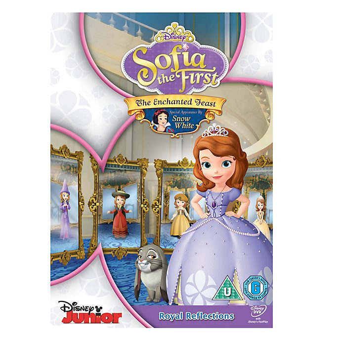 Sofia the First - Enchanted Feast DVD