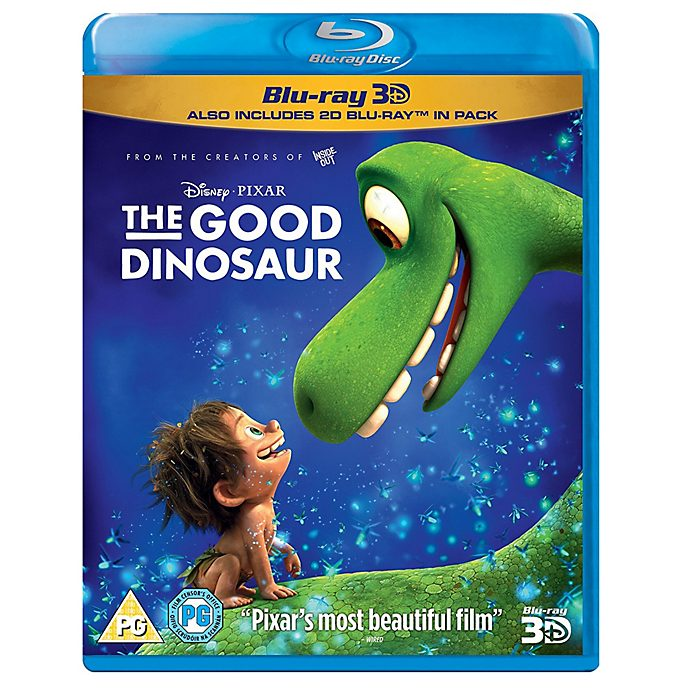 The Good Dinosaur 3D Blu-Ray