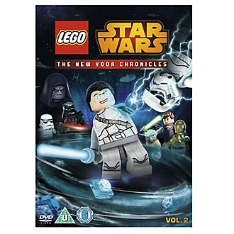 Star Wars Lego: The New Yoda Chronicles Volume 2 DVD