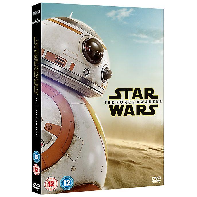 Star Wars: The Force Awakens DVD