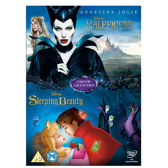 Maleficent / Sleeping Beauty DVD Box Set