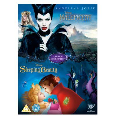 Maleficent / Sleeping Beauty DVD Box Set