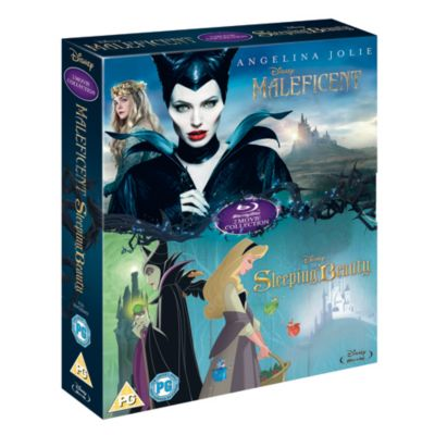 Maleficent /Sleeping Beauty BD Set
