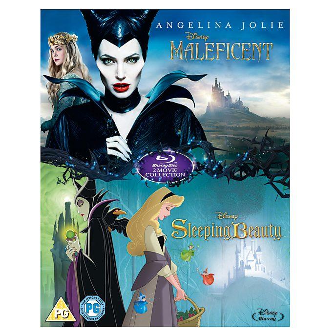Maleficent /Sleeping Beauty BD Set