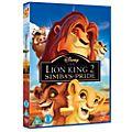 The Lion King 2: Simba's Pride DVD