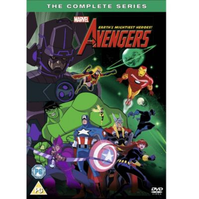 The Avengers: Earth's Mightiest Heroes, Vol. 1-8 DVD