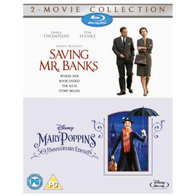 Saving Mr Banks / Mary Poppins Blu-ray