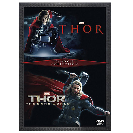 Thor & Thor 2 DVD double pack