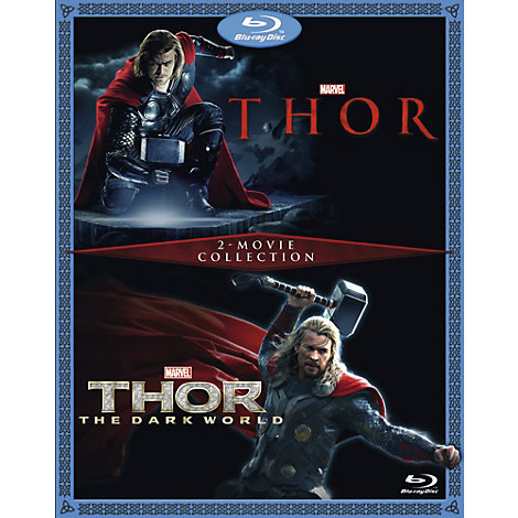 Thor & Thor 2 Blu-ray double pack