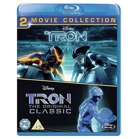 Tron / Tron Legacy Duopack Blu-ray