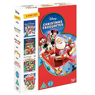 Disney Christmas Favourites DVD