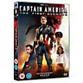 Captain America: The First Avenger DVD