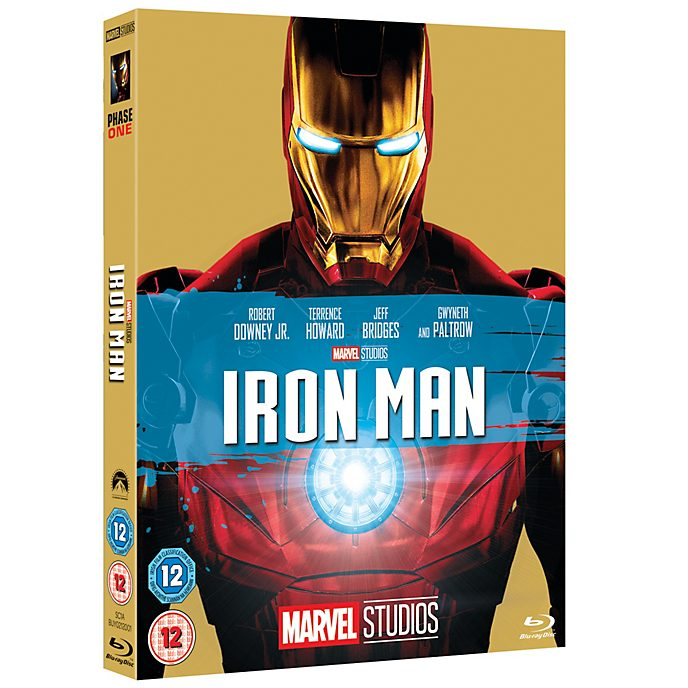 Iron Man Blu-ray