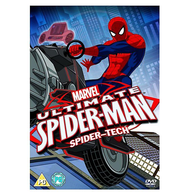 Ultimate Spiderman Volume 1 Boxset DVD
