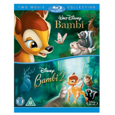Bambi / Bambi 2 Blu-ray