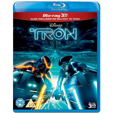 Tron Legacy 2D/3D Blu-ray