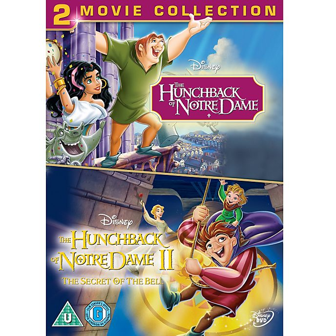 The Hunchback of Notre Dame / The Hunchback of Notre Dame 2 DVD