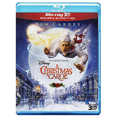 Disney's A Christmas Carol Blu-ray