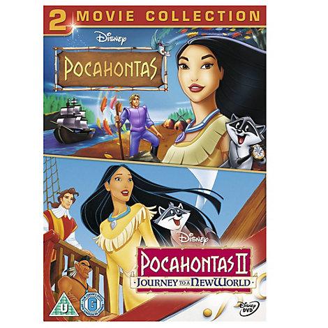 Pocahontas & Pocahontas 2 DVD
