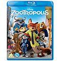 Zootropolis Blu-ray