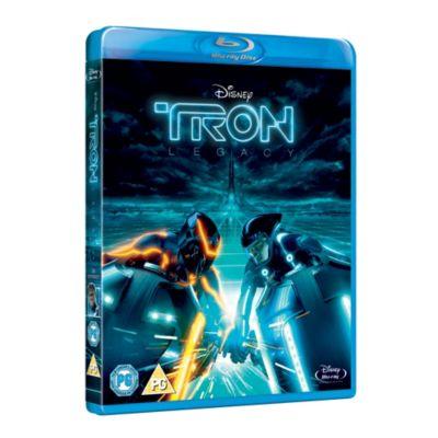 Tron Legacy Blu-ray