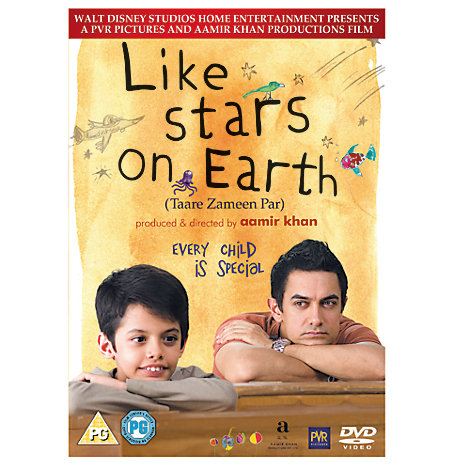 Like Stars on Earth DVD