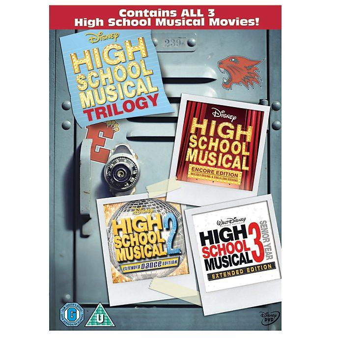 High School Musical triple pack DVD