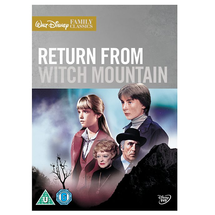 Return From Witch Mountain DVD