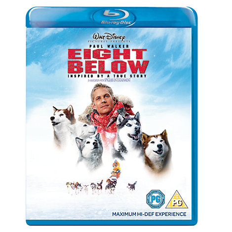 Eight Below BD