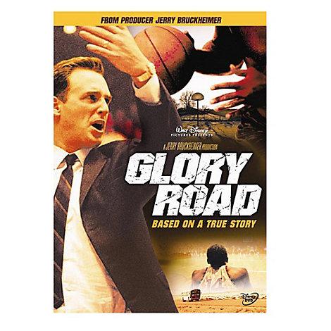 Glory Road DVD