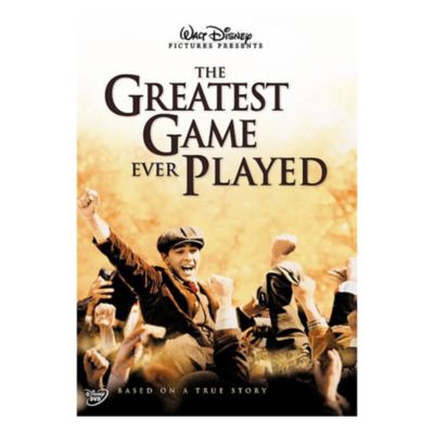 The Greatest Game Ever Played DVD