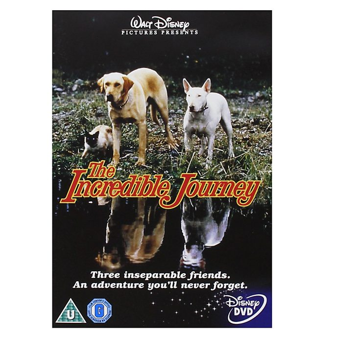The Incredible Journey DVD