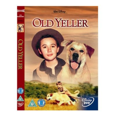 Old Yeller DVD