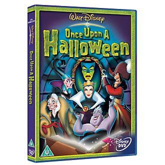 Once Upon a Halloween DVD