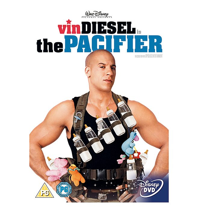 The Pacifier DVD