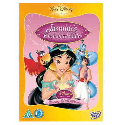 Jasmine's Enchanted Tales DVD