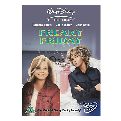 Freaky Friday (1976) DVD