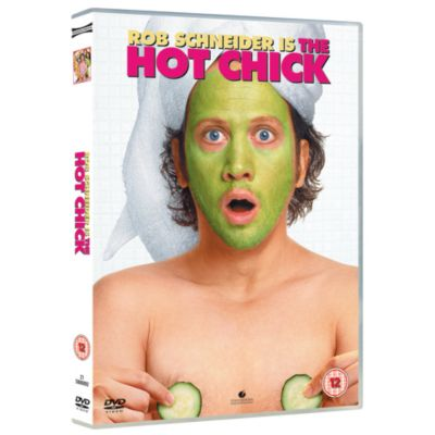 The Hot Chick DVD
