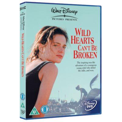 wild hearts can 39 t be broken dvd. Black Bedroom Furniture Sets. Home Design Ideas