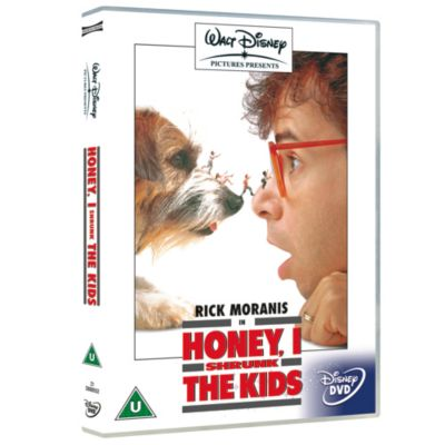 Honey, I Shrunk the Kids DVD